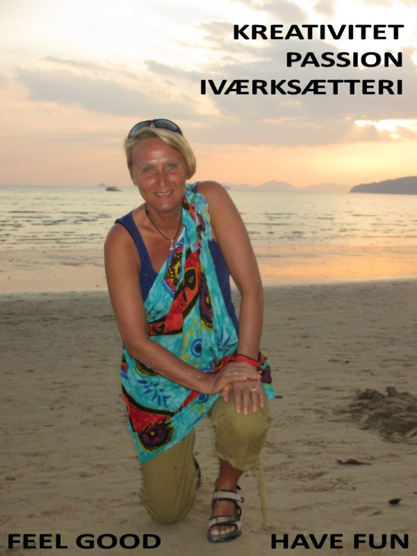 "Marie Elisabeth A. Franck Mortensen, ""De Kreative Mellemrum"""