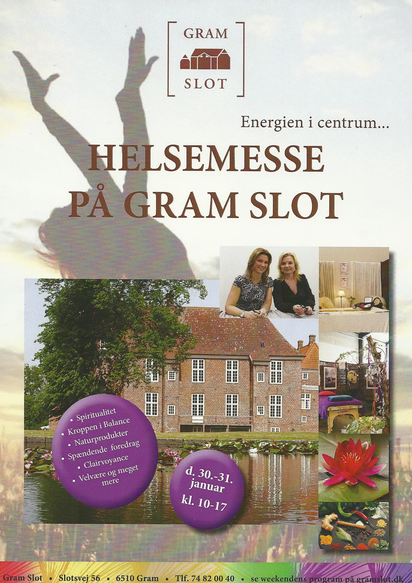 Helsemesse Gram Slot 2016