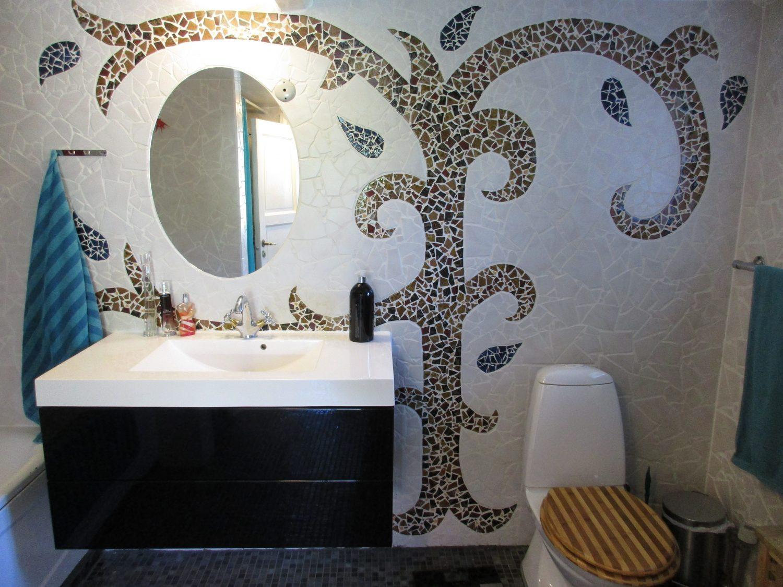 Badeværelset, B&B Gl. Rye