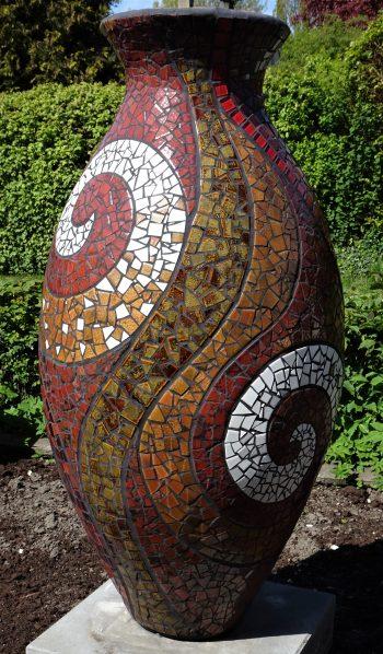Unika mosaikkrukke, De Kreative Mellemrum